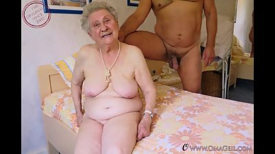 OmaGeiL Horny Lusty Grandma Pictures..