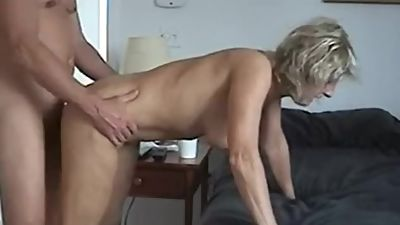 Sexy Mature Slut Gets Fucked Hard -..